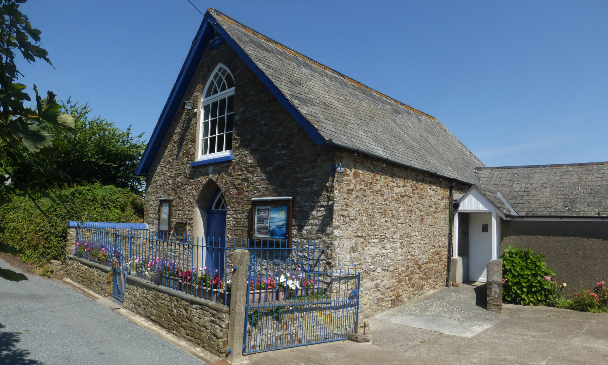 Abbotsham Baptist Church